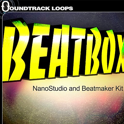 BeatBox – NanoStudio & Beatmaker Drum Kit