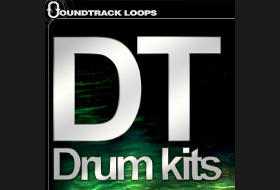 DT Drum Kits - For Nanostudio and Beatmaker