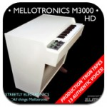 Mellotronics 3000 HD For iPad