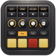 Fingerlab DM1 Drum Machine For iPad