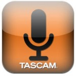 Free Tascam PCM Recorder For iPhone, iPod, and iPad