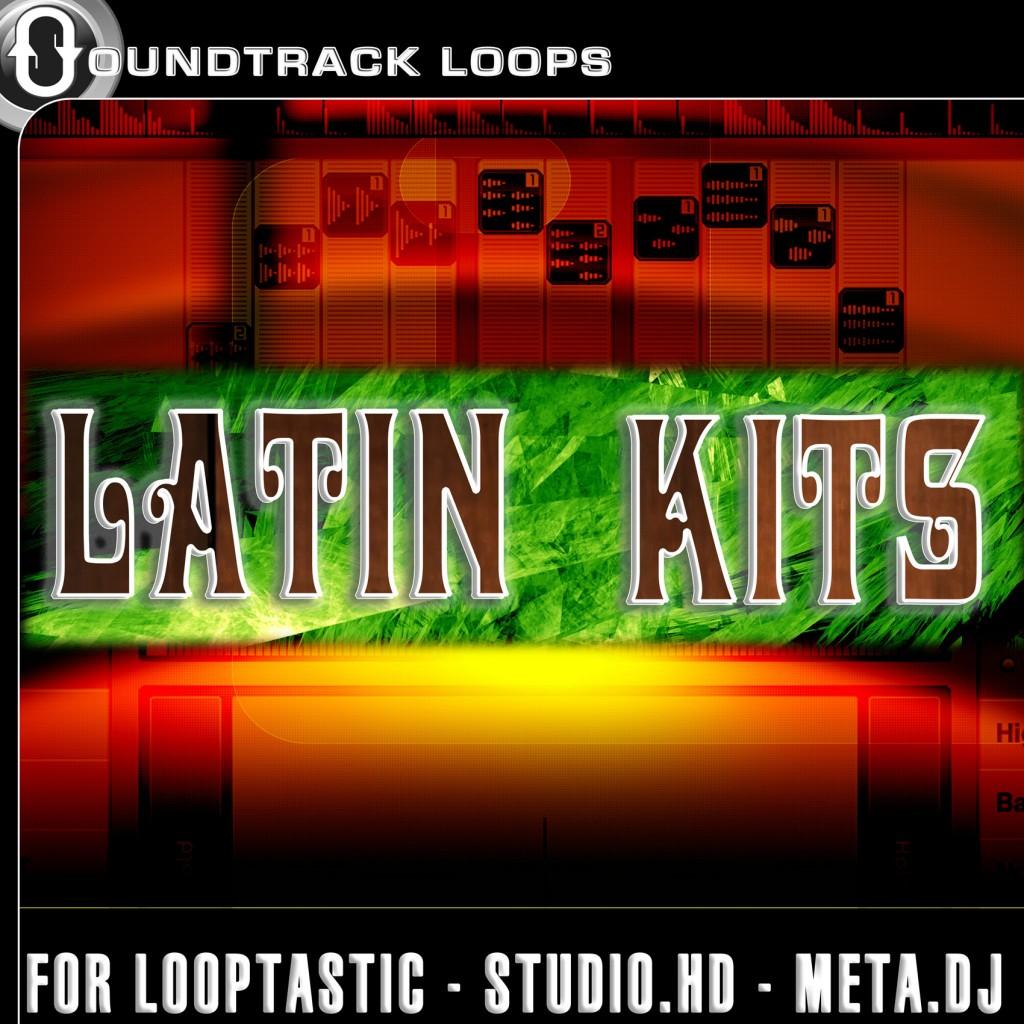 Latin Kits | iPad Producers